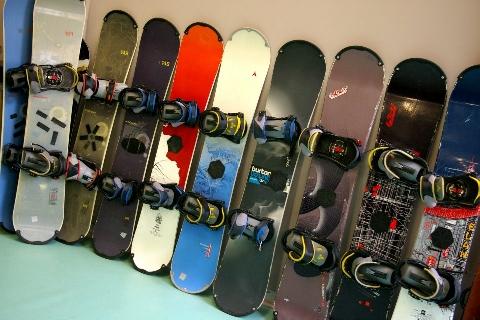 48bb84668 Predajňa, servis, požičovňa - snowboardy.
